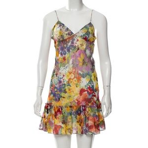 Stella McCartney Iconic Floral Print Dress